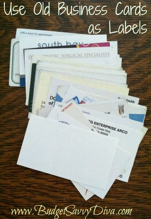 23 best images about business card recycle on pinterest for How to make homemade business cards