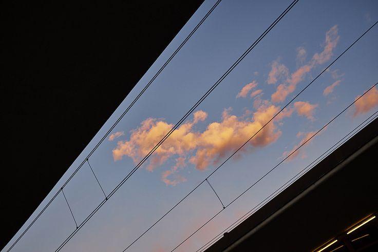 Clouds. Lascio agli altri tirare le fila. Io mi accontento delle nuvole! #Cielo #nuvole #Trento #Wabisabiphotography #FujifilmX100S