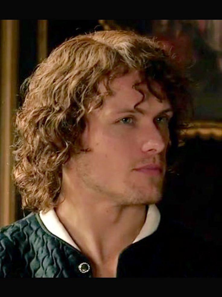 "Sam Heughan, ""Jamie Fraser,"" Outlander"