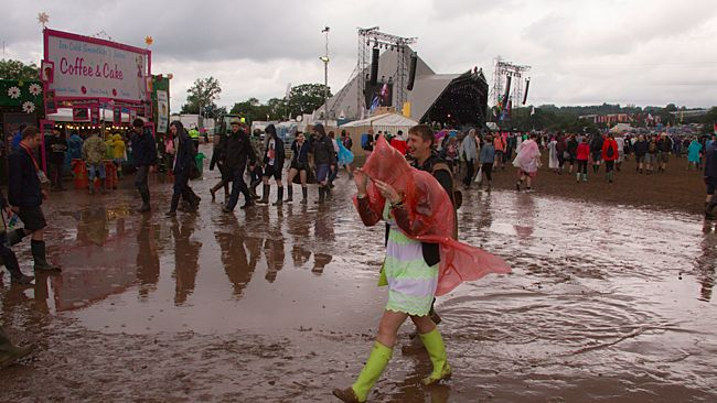 A Glastonbury miracle: Mainly dry weather to highlight 2016 festival - AccuWeather.com