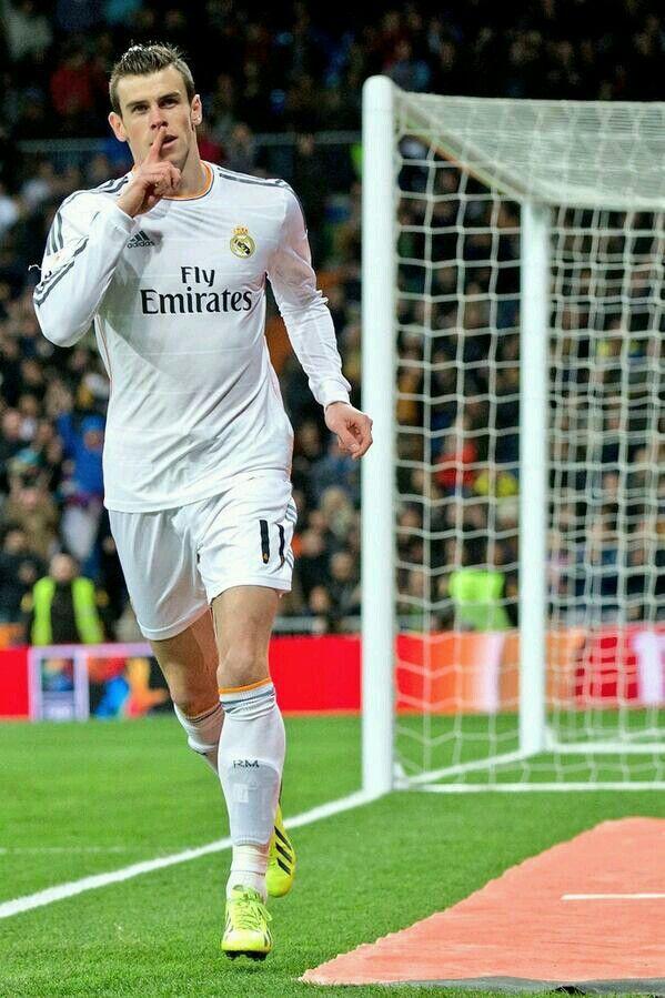11. Gareth Bale.