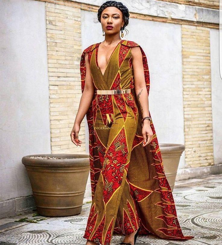 nigerian-wedding-popular-latest-stylish-best-beautiful-ankara-styles-cape-jumpsuit11