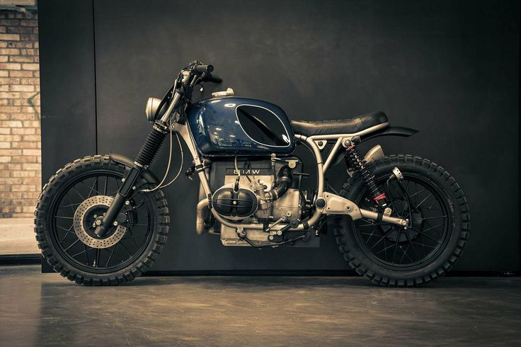 "ER Motorcycles BMW R60/7 ""Macchiato"""
