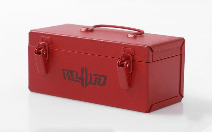 Buy your RC4WD Scale Garage Series 1/10 Metal Tool Box (RC4Z-S1776) at RCPlanet.com and check out our complete line of RC4WD items at everyday discount prices.
