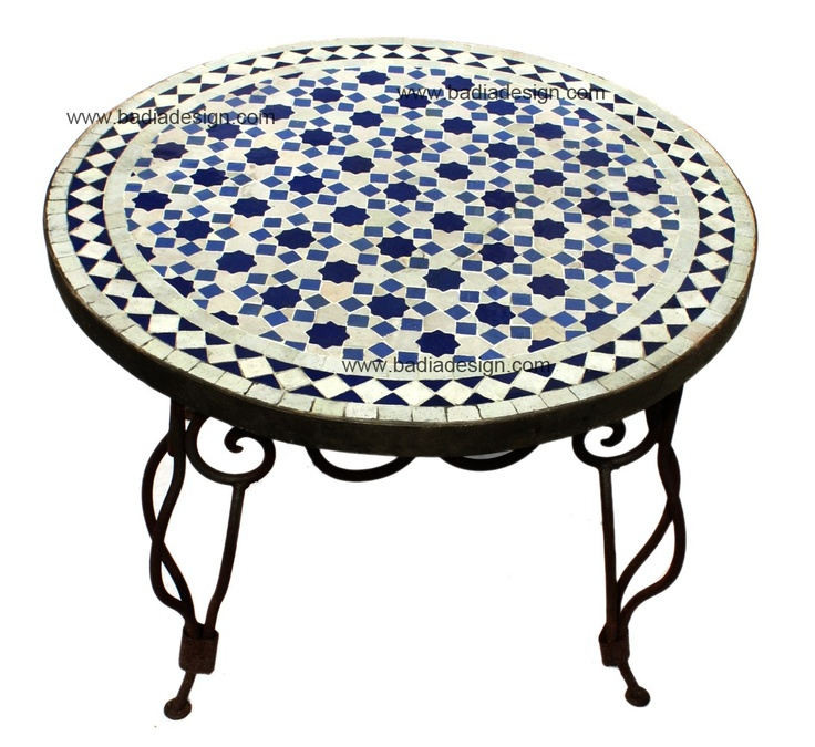 Mosaic Tables, Mosaic Ideas, Mosaic Art, Patio Table, Outdoor Lounge,  Modern Decor, Metal Clay, Balcony, Agate