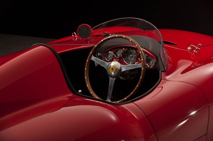 Ferrari 750 Monza Scaglietti