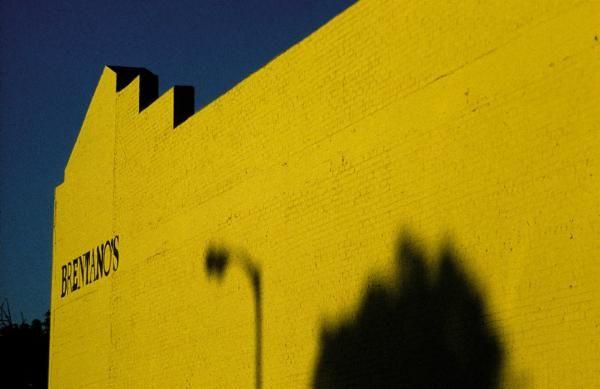 Urban Landscape, Los Angeles. Franco Fontana
