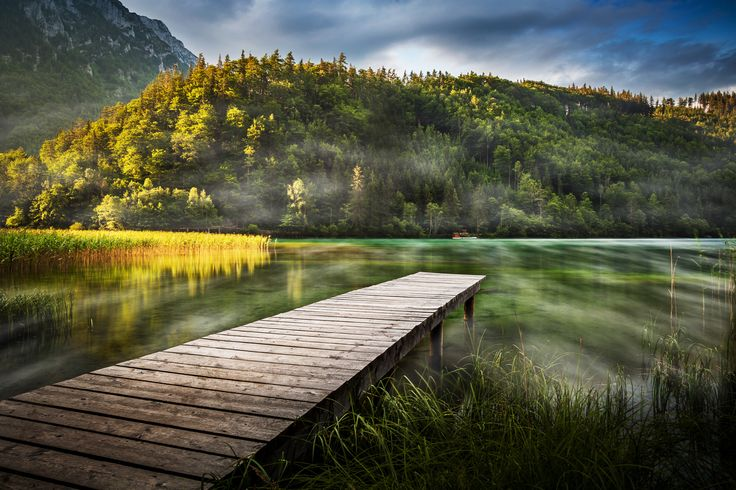 Photograph Leopoldsteiner See by Christian Wengg on 500px