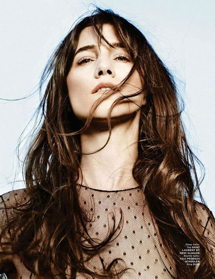 Charlotte Gainsbourg for Interview Magazine Germany September 2013