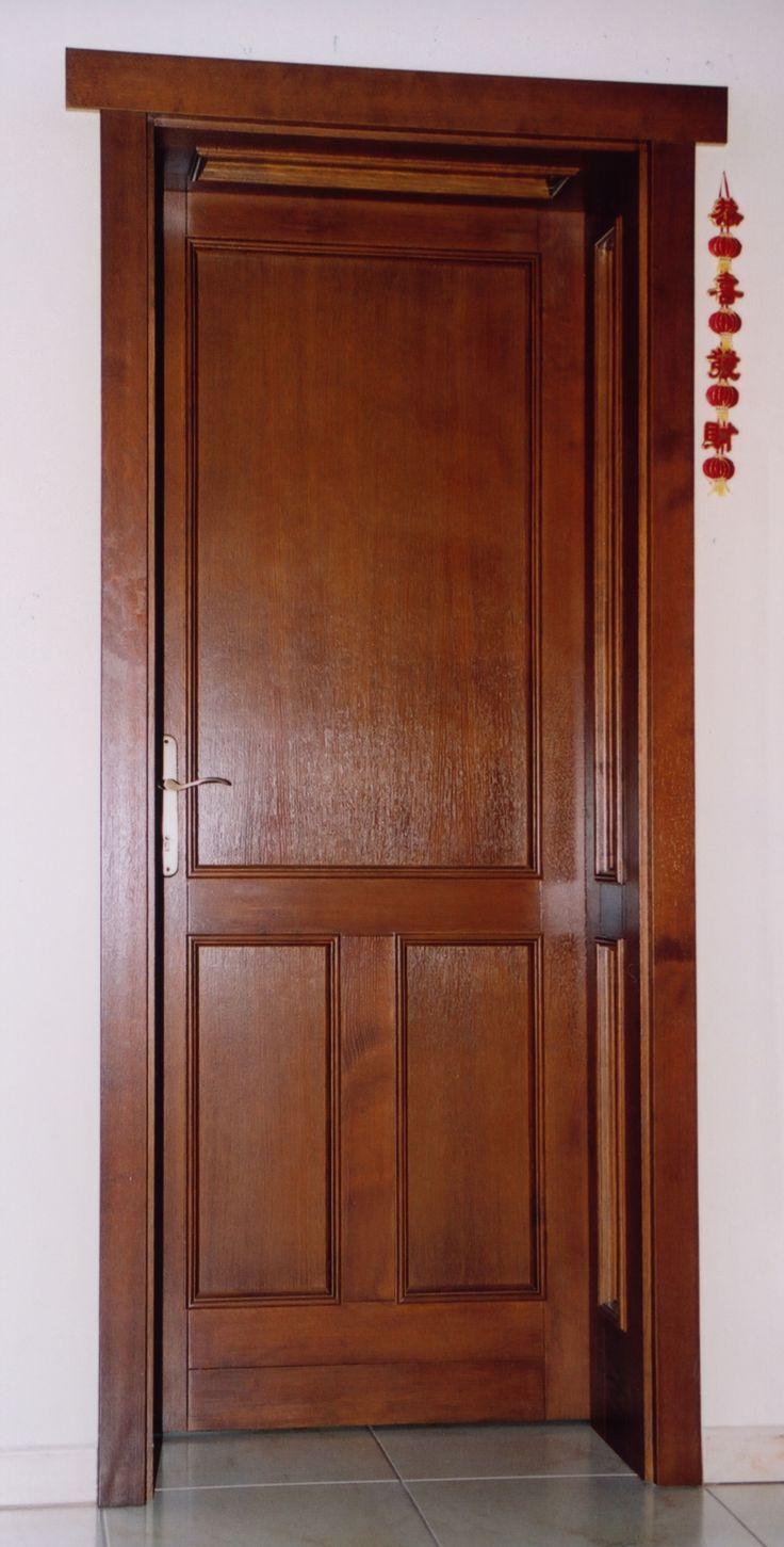 rusztikus beltéri ajtó