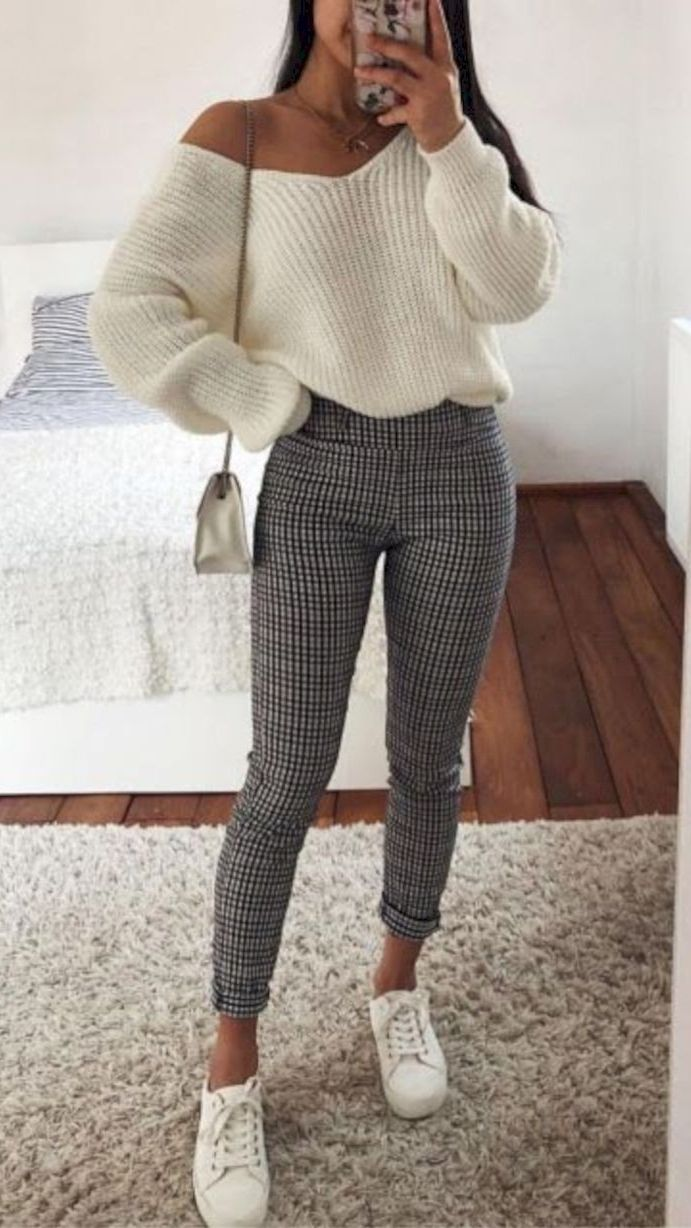 11 Autumn Outfits women casual 2019