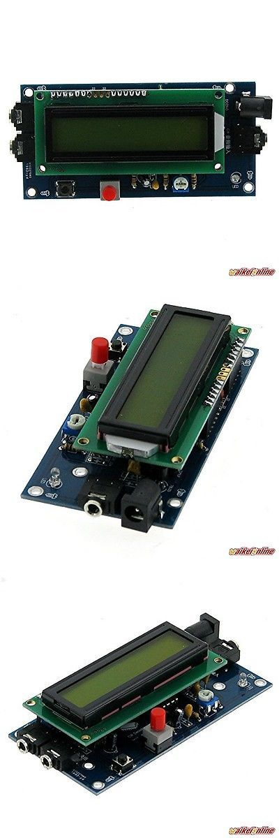 Other Consumer Electronic Lots: Waikei Morse Code Reader / Cw Decoder / Morse Code Translator / Ham Radio BUY IT NOW ONLY: $35.75
