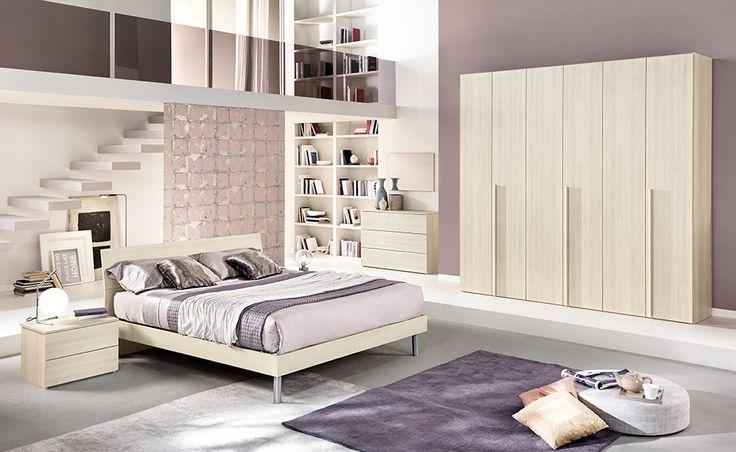 Comoda e funzionale, la tua nuova camera Donatella è la soluzione ideale per ogni problema di spazio.