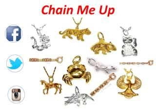 Silver and Gold Charms  The day has arrived, you've made the decision to buy gold charms. You've been wanting to put together a charm bracelet for a while but you haven't quite got around to it yet. In fact you're still not completely sure what you want, https://www.chain-me-up.com.au/solid-gold-charms-sterling-silver-charms.asp