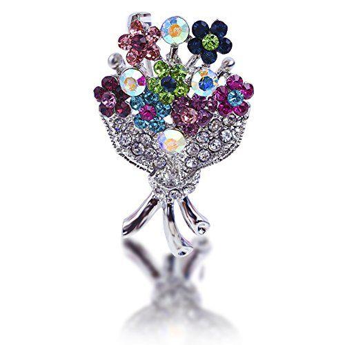 Beautiful Silver Plated Flower Brooch with Colored Cubic ... https://www.amazon.com/dp/B01M9K83WK/ref=cm_sw_r_pi_dp_x_OKTOybD1TJX56