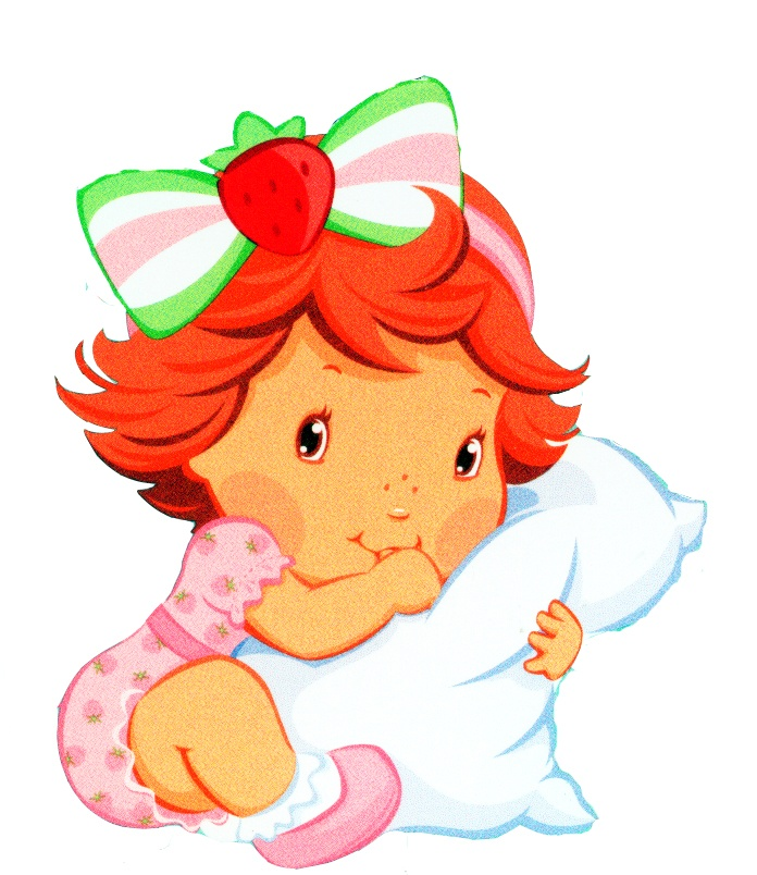 Another baby Strawberry Shortcake