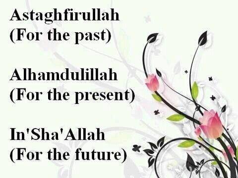 Alhamdullilah!