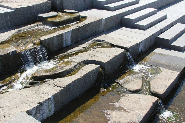 385 best gardening water features images on pinterest for Smr landscape architects