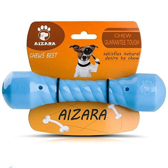 Aizara Durable Dog Chew Toys For Aggressive Chewers Dogs