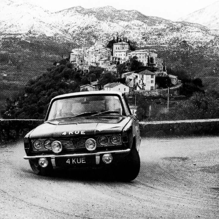 Monte Carlo Rally   1965