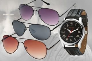 Sunglass and Watch Shop