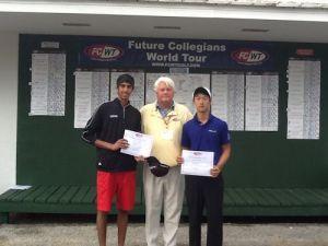 FCWT Junior Golf Tournament at Rio Pinar 2014