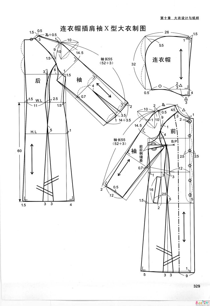 coat #sewing, #patternmaking. #dressmaking. #garment design