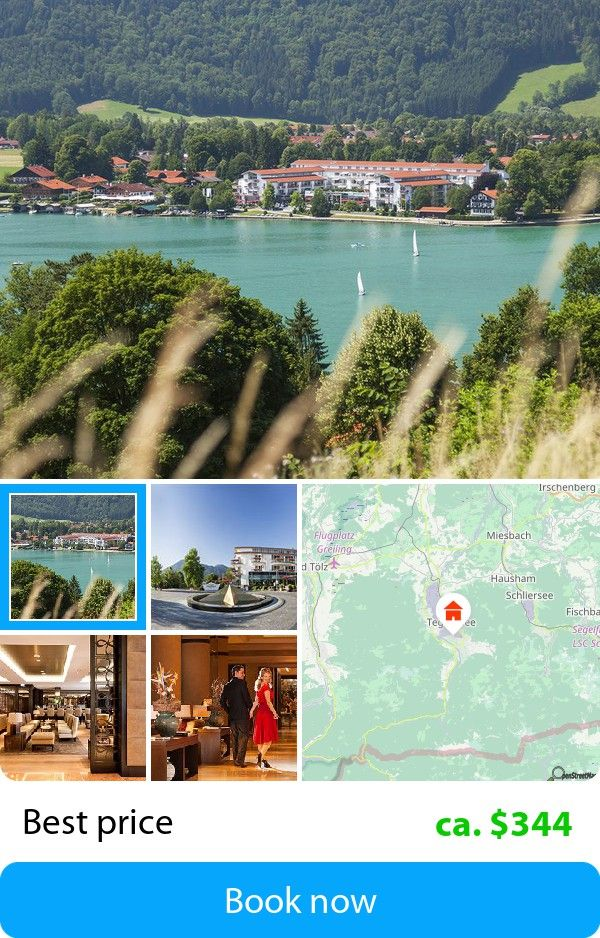 Seehotel Überfahrt (Rottach-Egern, Germany) – Book this hotel at the cheapest price on sefibo.