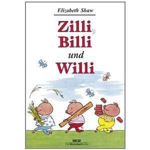 Zilli, Billi und Willi: Guten Appetit. Zwei Tiergeschichten - Elizabeth Shaw - BuchHandlung 89 in der Gedenkstätte Berlin-Hohenschönhausen