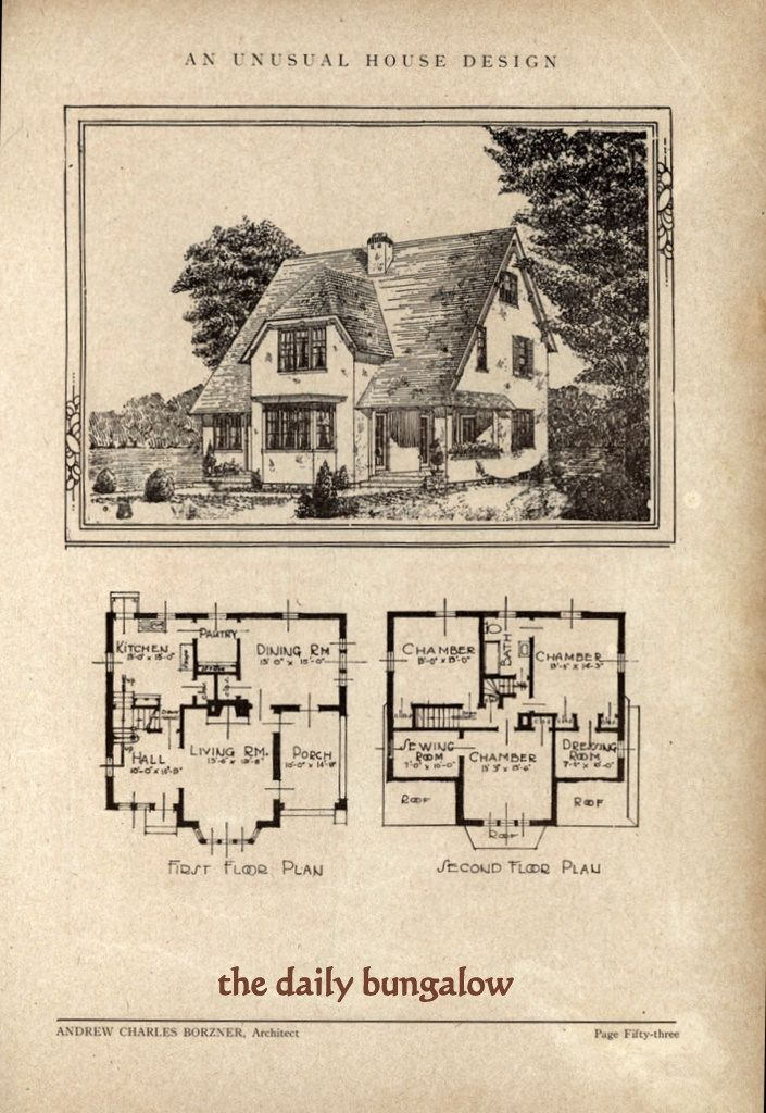 photo Vintage House PlansVintage 902 best