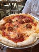 Goodfellas Pizza (Meatballs, Tomato, Provolone, Chili): Graffiato by Mike Isabella- Washington, D.C.
