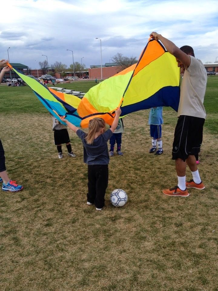 The BEST, most COMPREHENSIVE, CREATIVE list of soccer drills for 3-6 year olds.