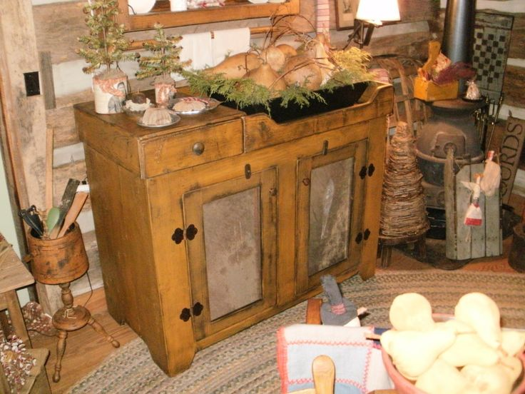 Dry Sink. See More. Booth Decorating