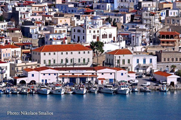 #Kalymnos the Fishing Port