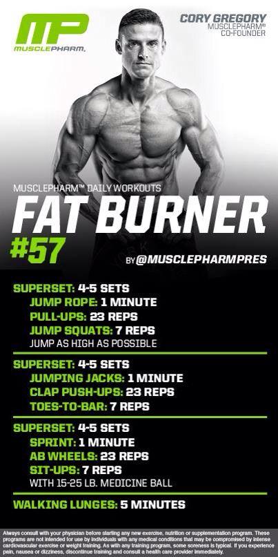 Fat Burner #57