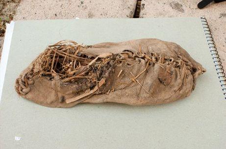 世界最古の革靴、アルメニアで発見