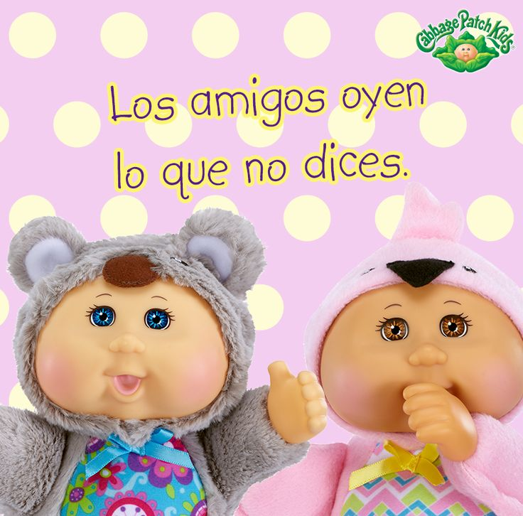 Las amigas oyen lo que no dices. #cabbagepatch #cabbagepatchkids #sketchers #muñeca #niñas #abrazo #palaciodehierro #liverpool #comercialmexicana #walmart #soriana #sears #chedraui #coppel #juguetron #HEB #kids