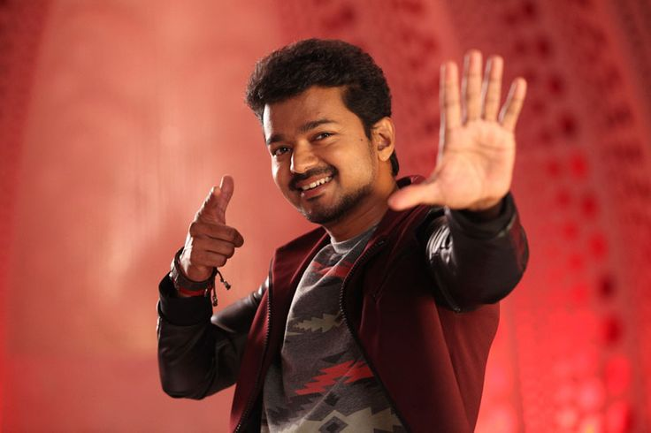 Vijay in Jilla Movie | Veethi