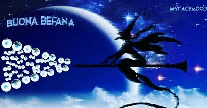 Auguri, auguri, auguriiiiiiiii... a tutte le #Befane!