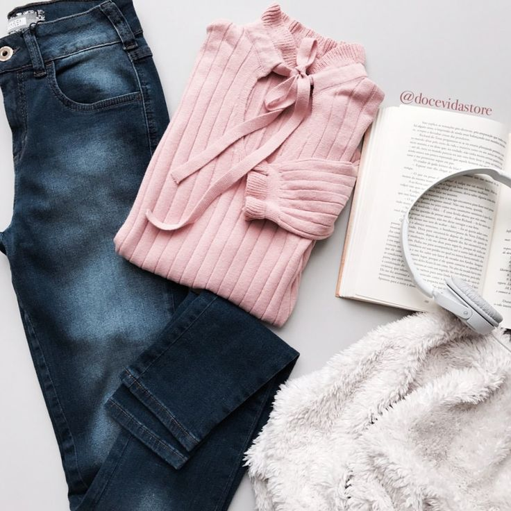 """578 Likes, 22 Comments - Doce Vida Store (@docevidastore) on Instagram: """"Sabe aquele look confortável para passar o final de semana sem perder o estilo? Calça jeans Colcci…"""""""