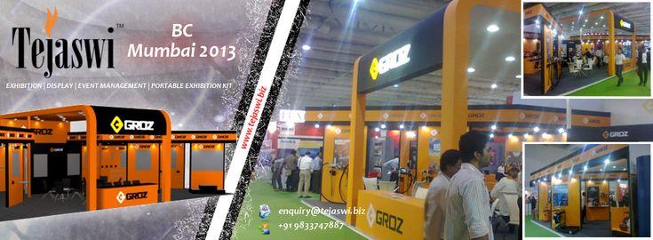 Exhibition Stall Fabrication Mumbai