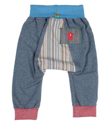 Wave Boy Track Pants 6-15