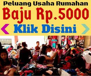 Bisnis Obral Grosir Baju Murah di Surabaya