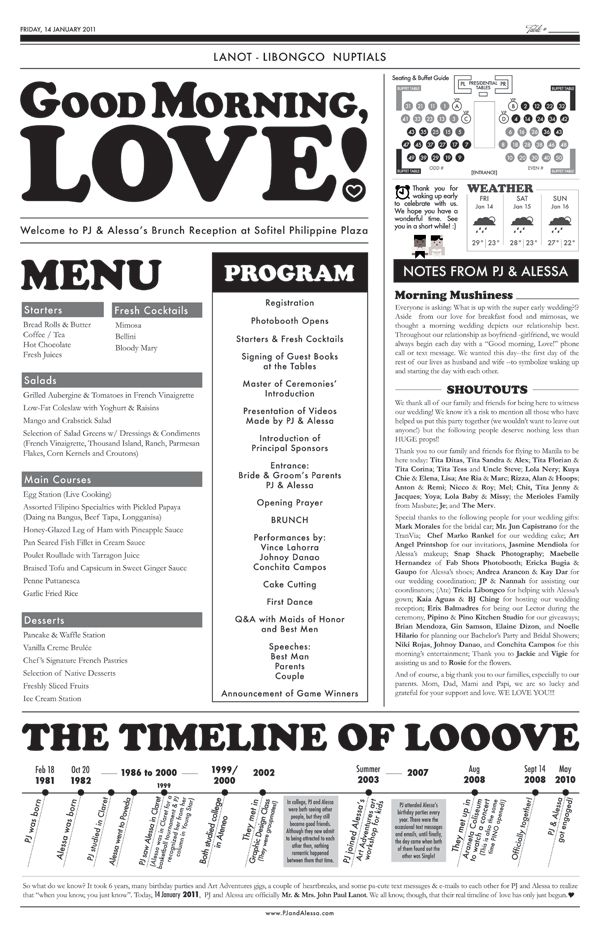 Best ideas about wedding newspaper on pinterest