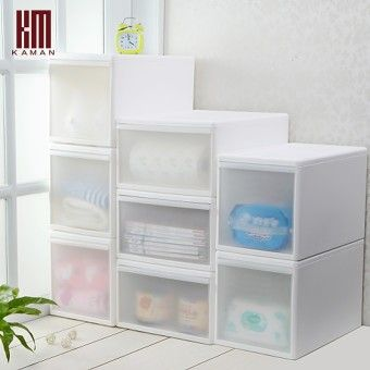 Cheap Peices Kaman Drawer Type Transparent Plastic Storage CabinetOrder in good conditions Kaman Drawer Type Transparent Plastic Storage Cabinet Before KA476HLABMLZFKANMY-127478217 Furniture & Decor Storage & Organisation Space Savers Kaman Kaman Drawer Type Transparent Plastic Storage Cabinet