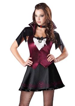 vampire halloween costumes for teens - Google Search