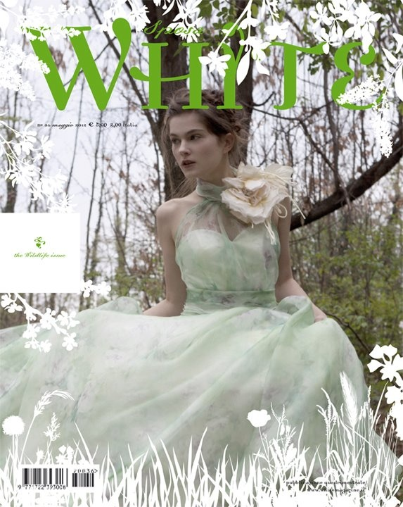 White Sposa 36 - the Wildlife issue