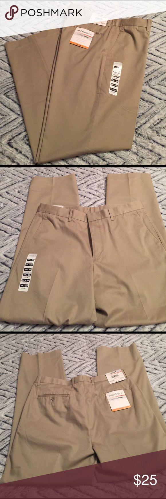 Men's Chino Pants Brand New Slim Chino Pants Axist from Khols Pants Chinos & Khakis