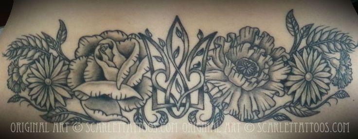 Ukrainian tattoo