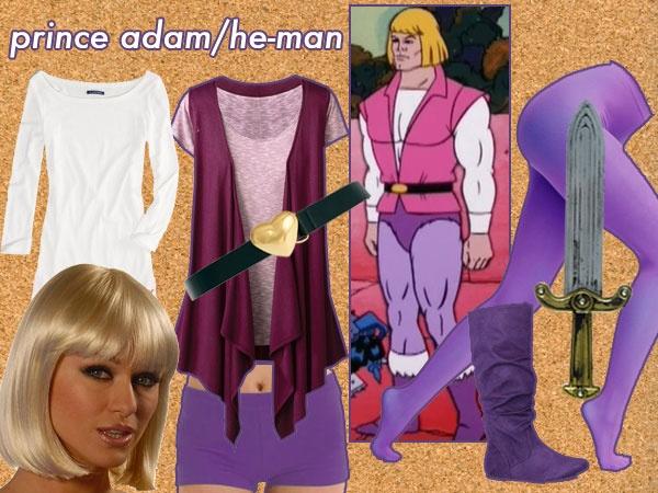 halloween costume inspiration prince adamhe man - Universe Halloween Costume